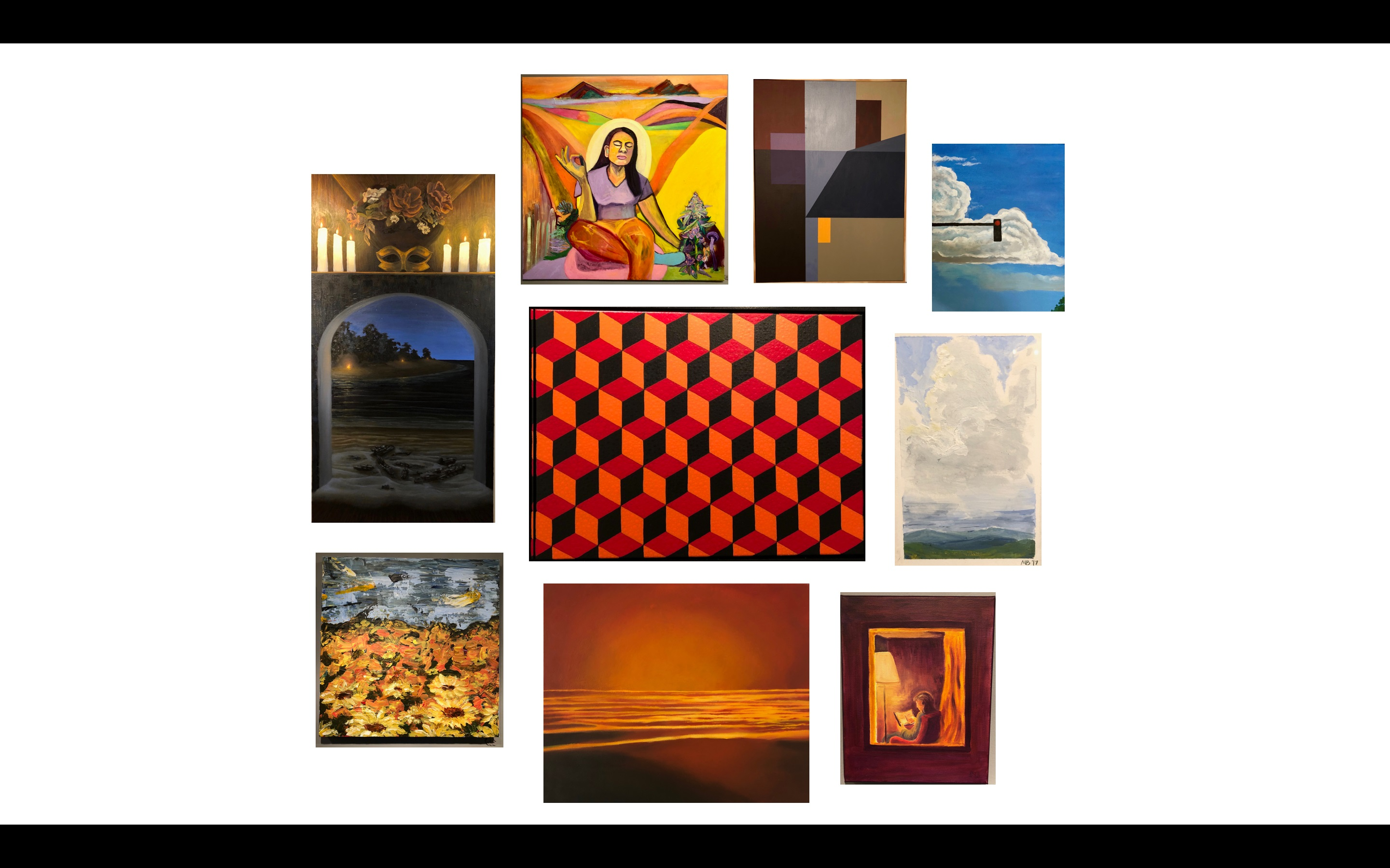 Groove Gallery Exhibition September 27 - October 22