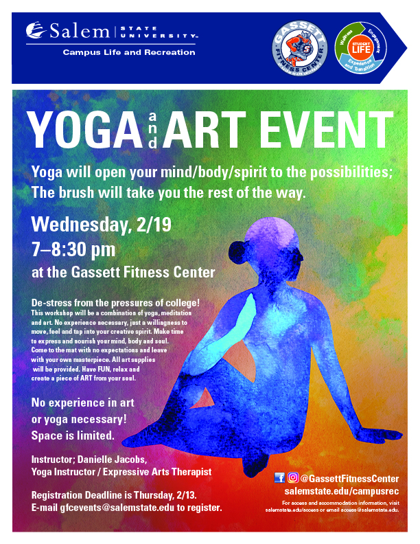 Yoga and Art Event
