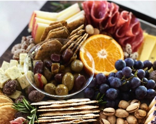 Charcuterie Board for Employees