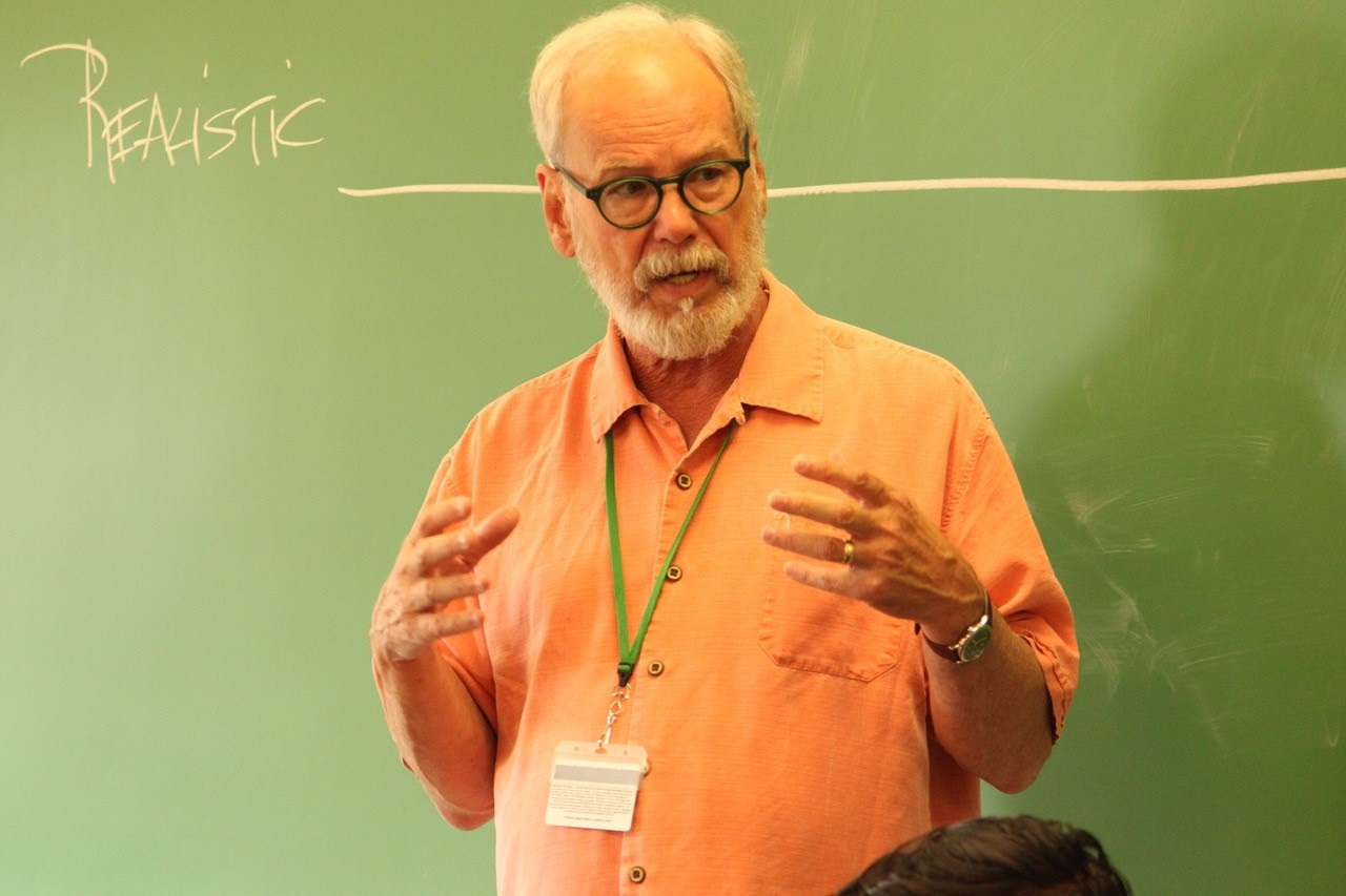 Richard Hoffman appears at the Salem State Writers Series on March 25