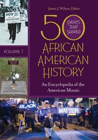 50 Events That Shaped African American History Cover