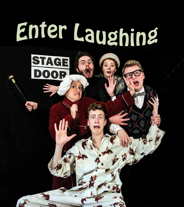 Enter Laughing runs Feb 22 - Mar 4