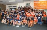 Picture of O-Team group inside the Campus Center