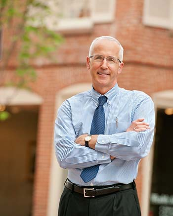 Rob Lutts, new chair of Salem State's Board of Trustees