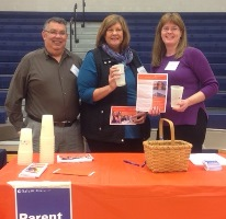Parent and Family Council volunteers