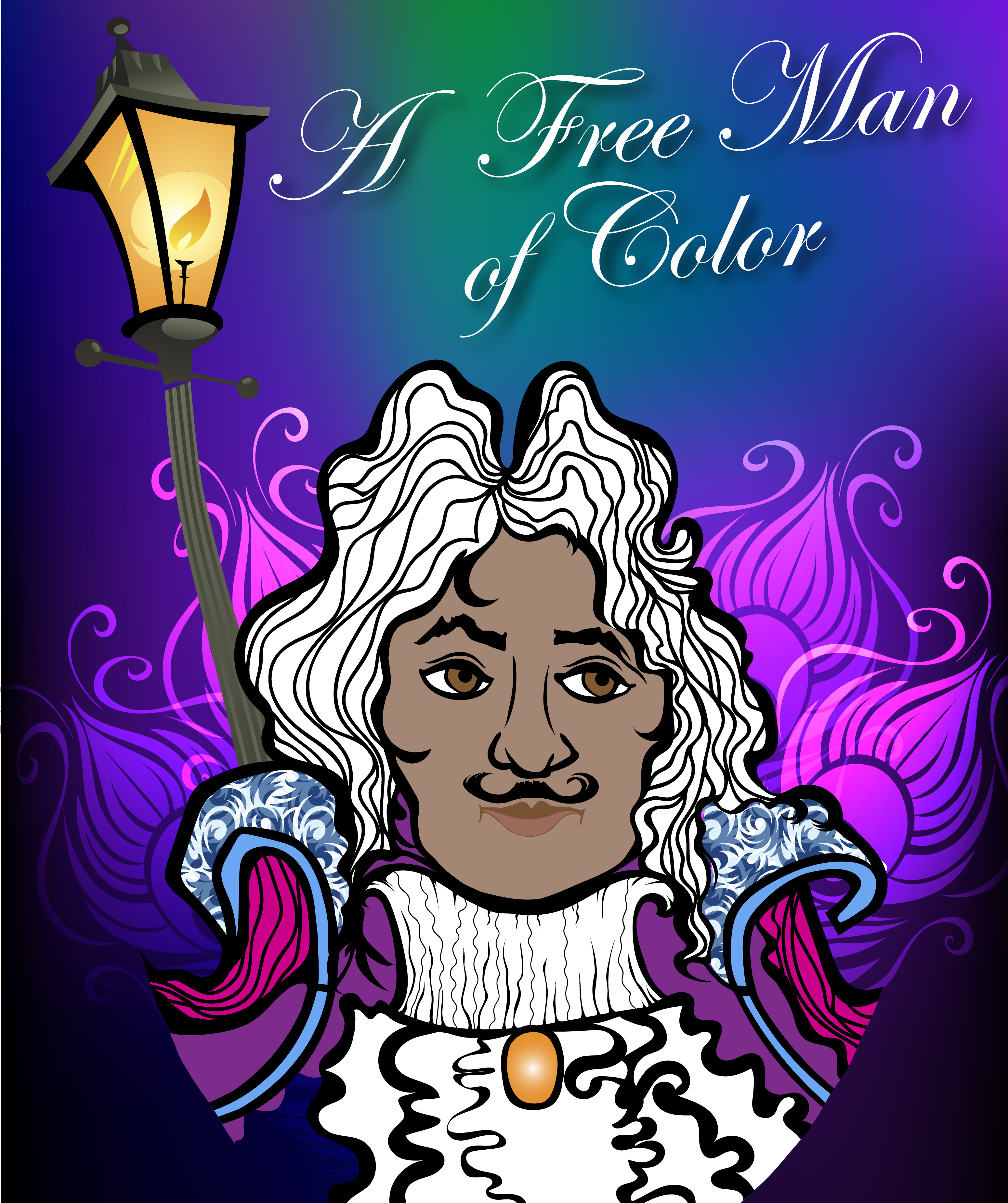 A Free Man of Color opens April 19