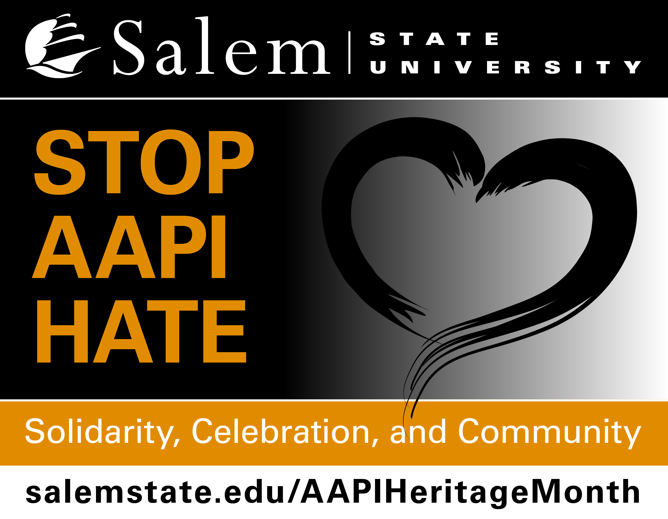 2021 AAPI Heritage Month: Stop AAPI Hate - Solidarity, Community, and Celebrati…