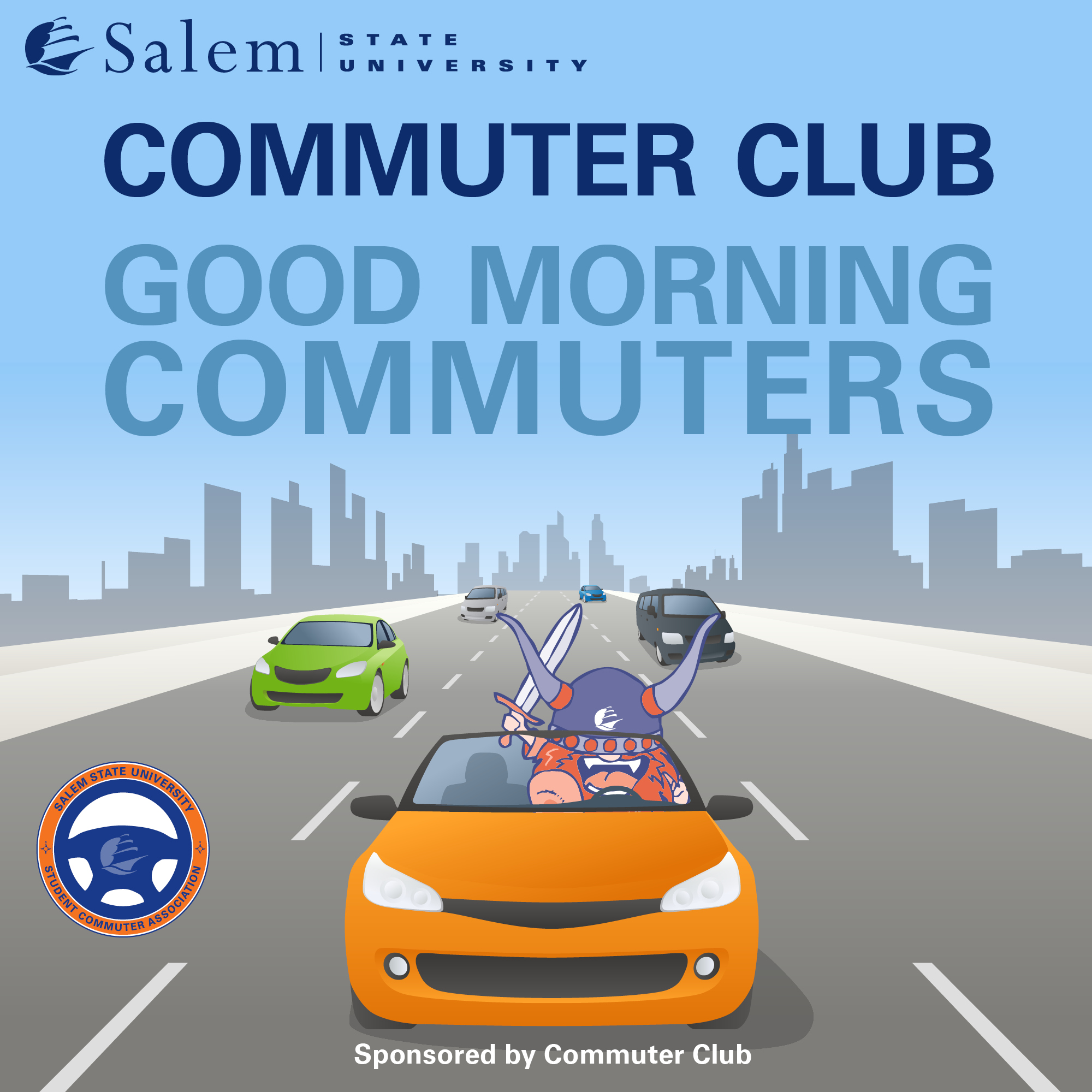 Commuter Club graphic