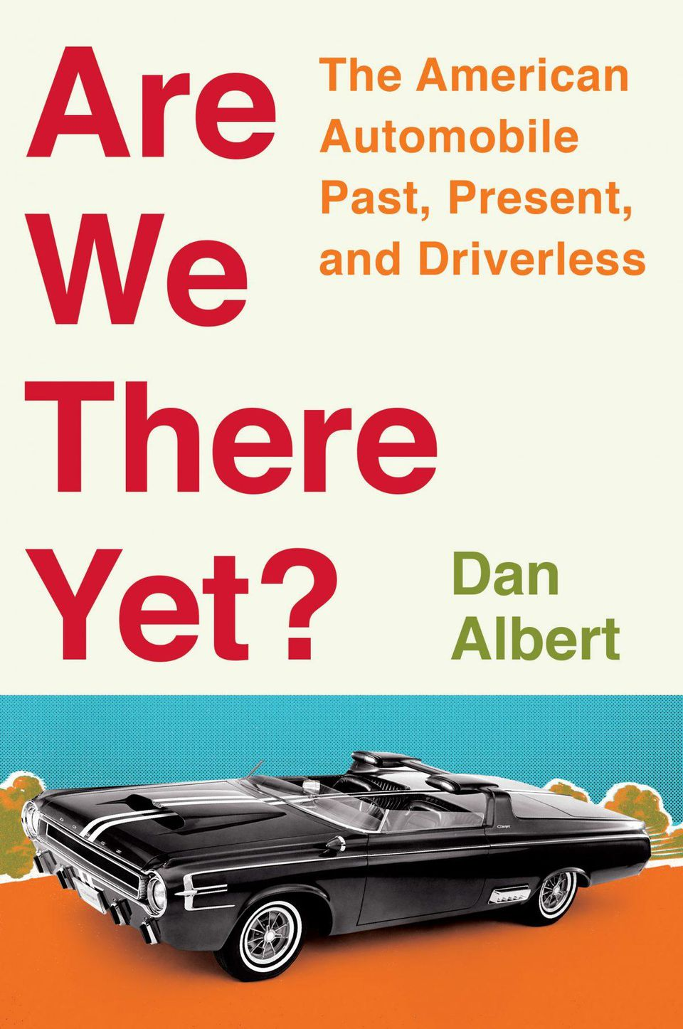 Book cover - Dan Albert